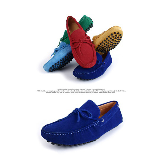 Modern Life ribbon Loafer
