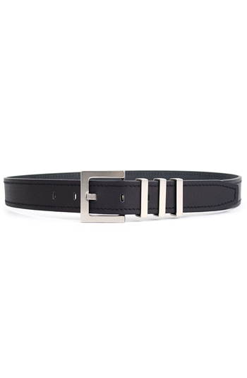 Y three ring belt