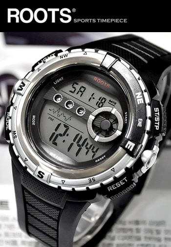 LOOTSNO.R888BK-601 WATCH