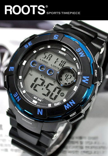 LOOTSNO.R889BU-601 WATCH