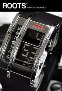 LOOTS NO.R1004WHBK WATCH